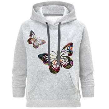 هودی زنانه مدل پروانه S91 |