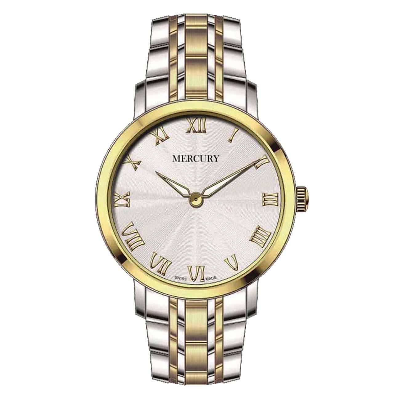 ساعت زنانه برند مرکوری مدل ME400-SG-1
