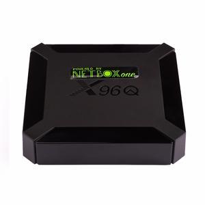 اندروید باکس ایکس ۹۶ کیو مدل نت باکس وان