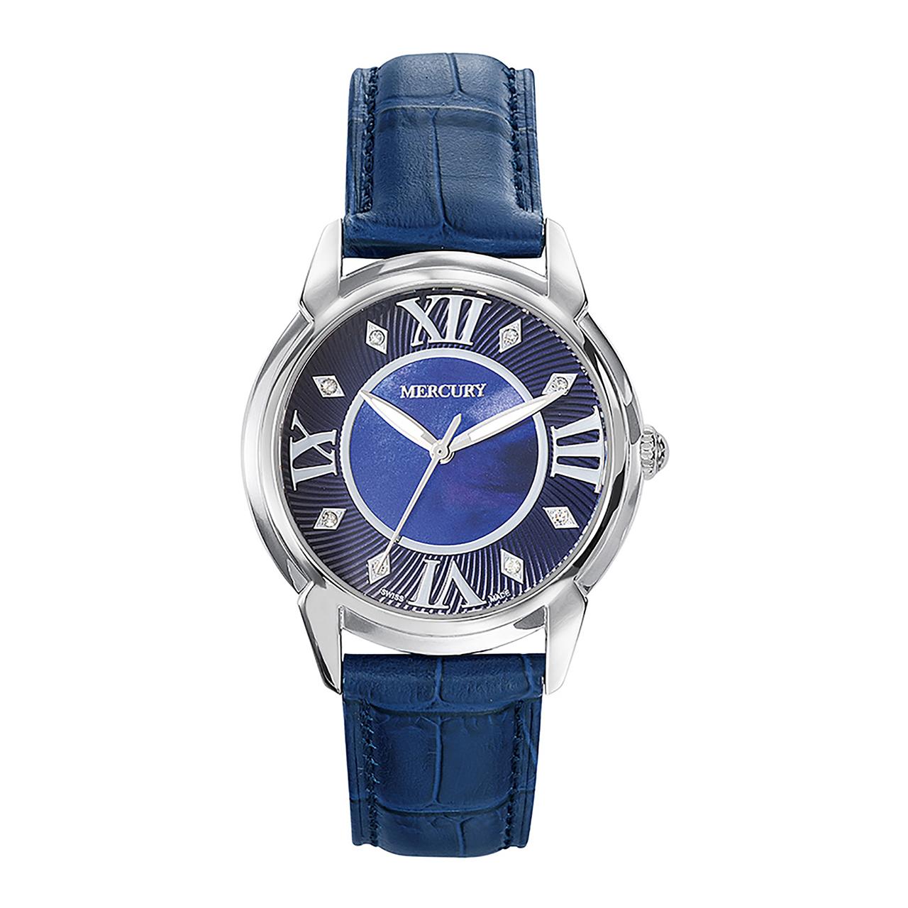 خرید ساعت مچی عقربه ای زنانه مرکوری مدل ME360-SL-D-9