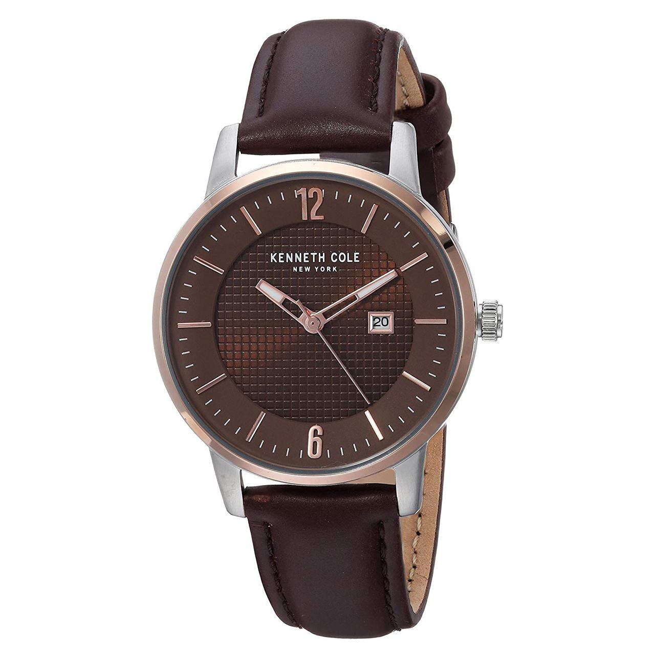 ساعت مچی عقربه ای مردانه کنت کول مدل KC50179002
