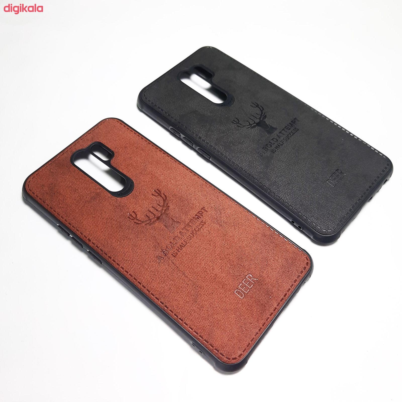 کاور مدل CO812 طرح گوزن مناسب برای گوشی موبایل شیائومی Redmi 9 / Redmi 9 Prime main 1 2