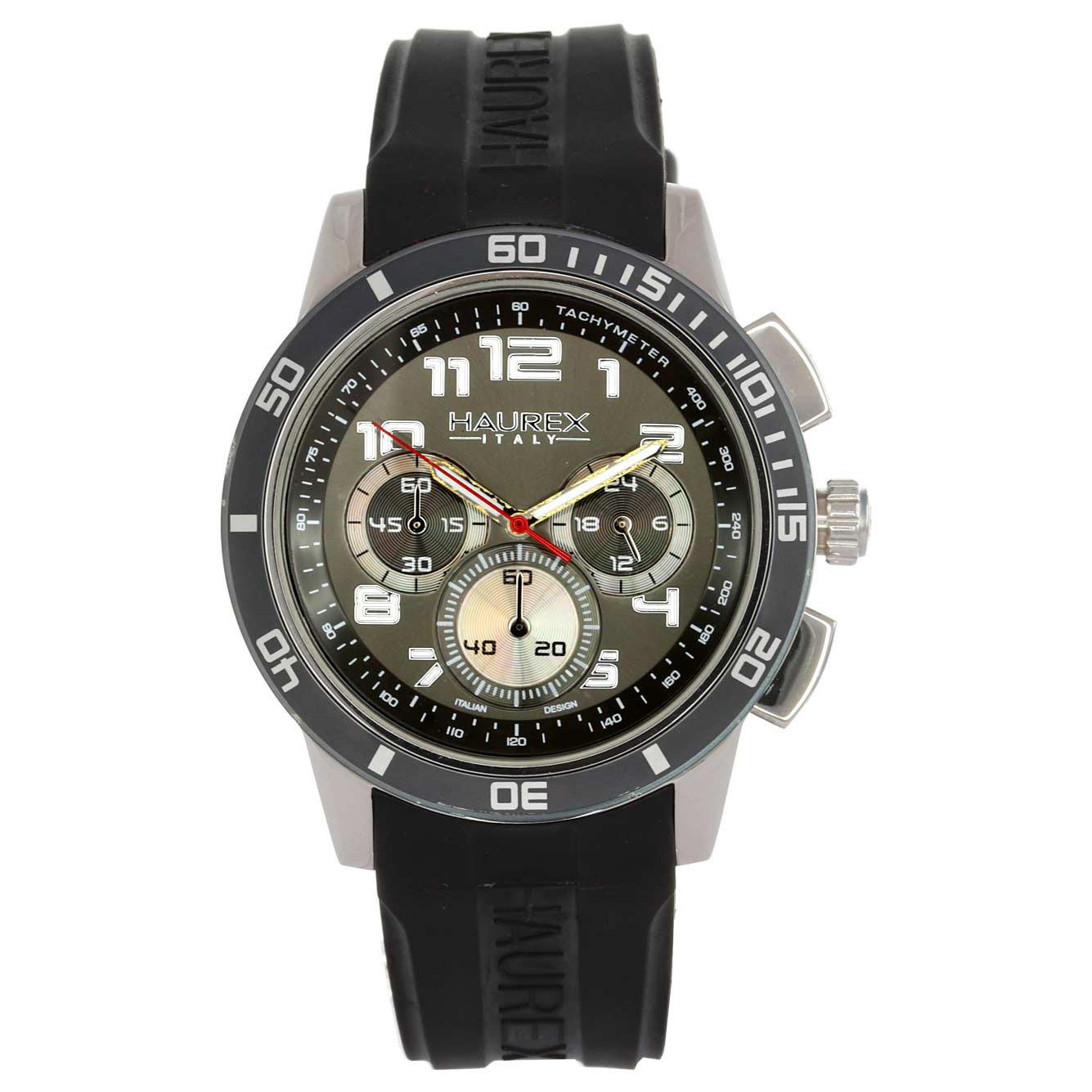 ساعت مچی عقربه ای مردانه هورکس مدل ZQHX-3A355UGG 26