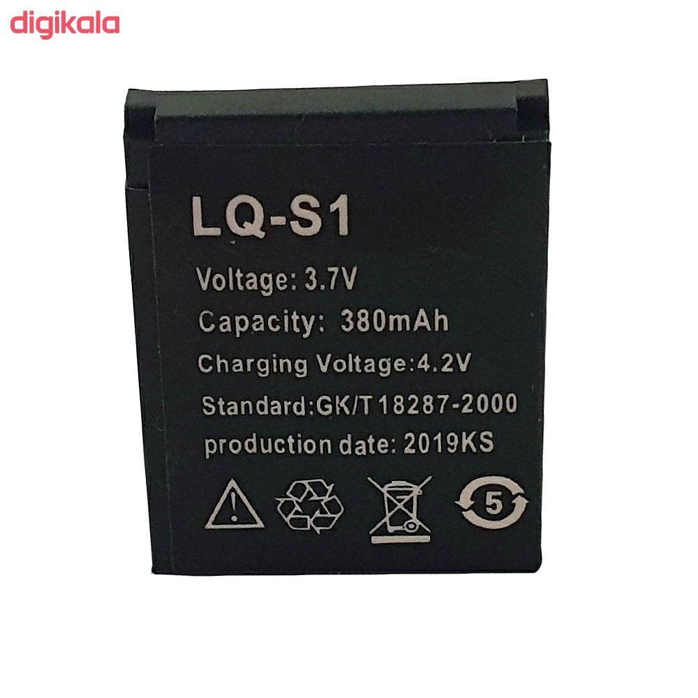 باتری ساعت هوشمند مدل LQ-S1 main 1 1