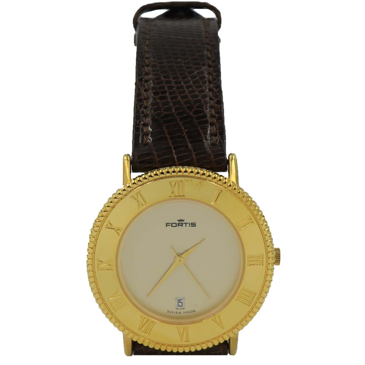 ساعت مچی عقربه ای زنانه فورتیس مدل F522.36.04