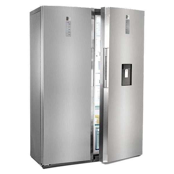 یخچال فریزر دوقلو دوو مدل DELR-F-2000SS