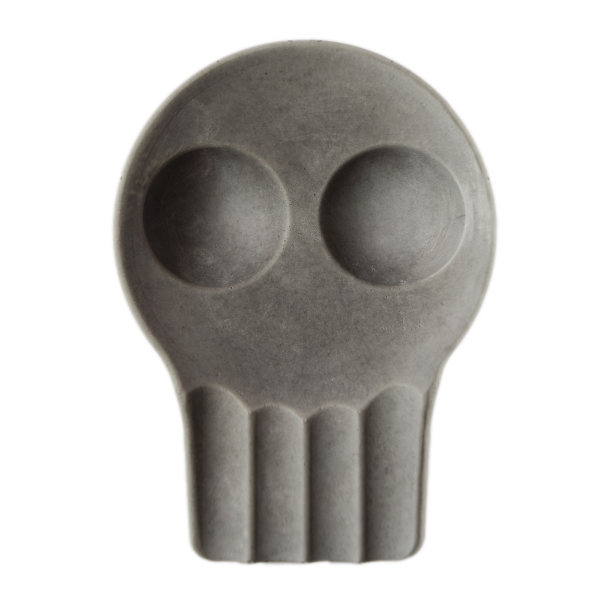 زیرسیگاری مدل Skull-mim