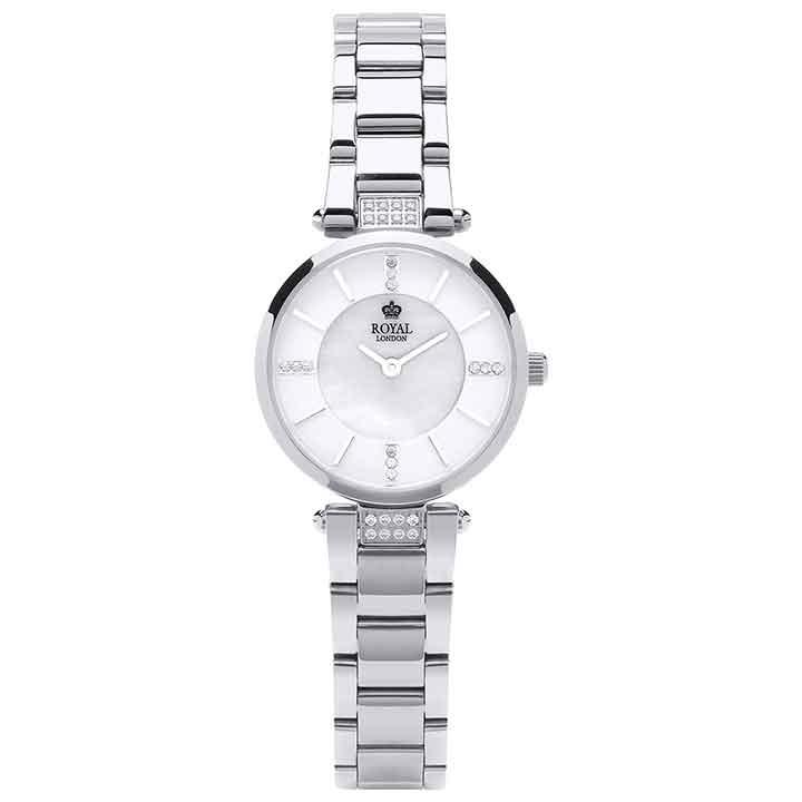 ساعت مچی عقربه ای زنانه رویال لندن مدل RL-21355-01
