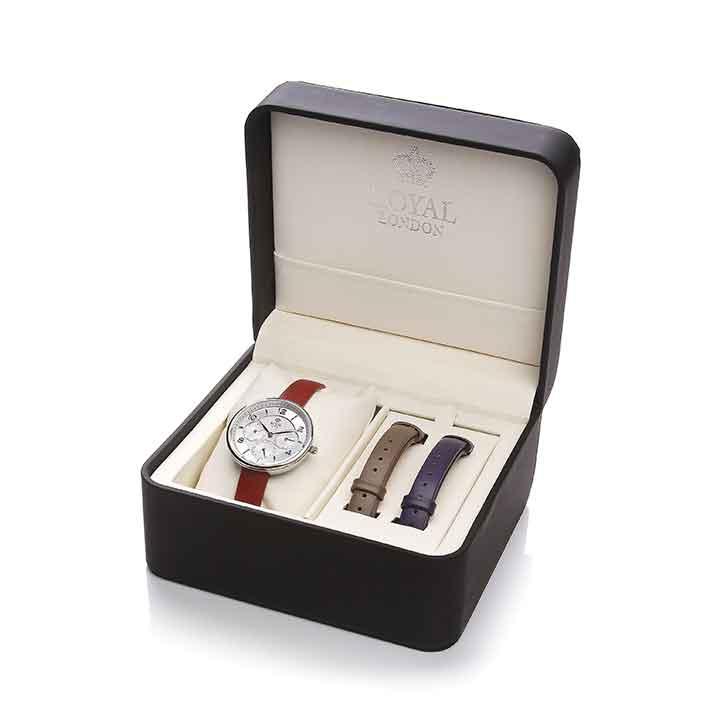 ساعت مچی عقربه ای زنانه رویال لندن مدل RL-21333-01