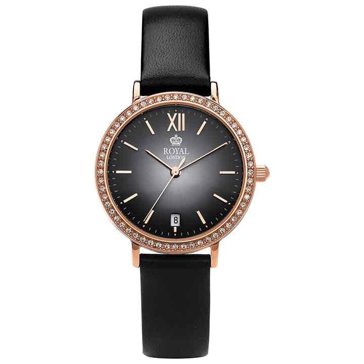 ساعت مچی عقربه ای زنانه رویال لندن مدل RL-21345-04