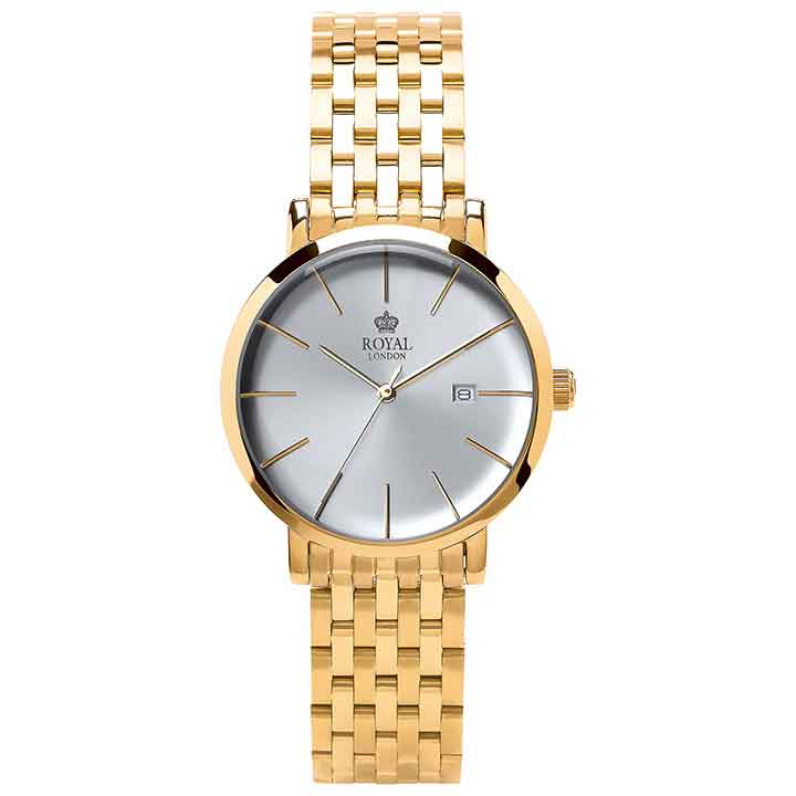 ساعت مچی عقربه ای زنانه رویال لندن مدل RL-21346-03