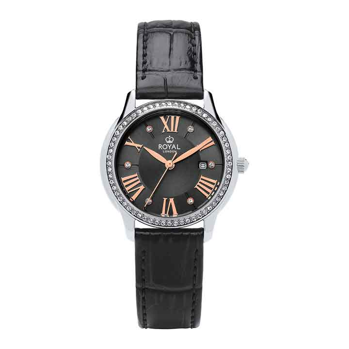 ساعت مچی عقربه ای زنانه رویال لندن مدل RL-21379-08 38