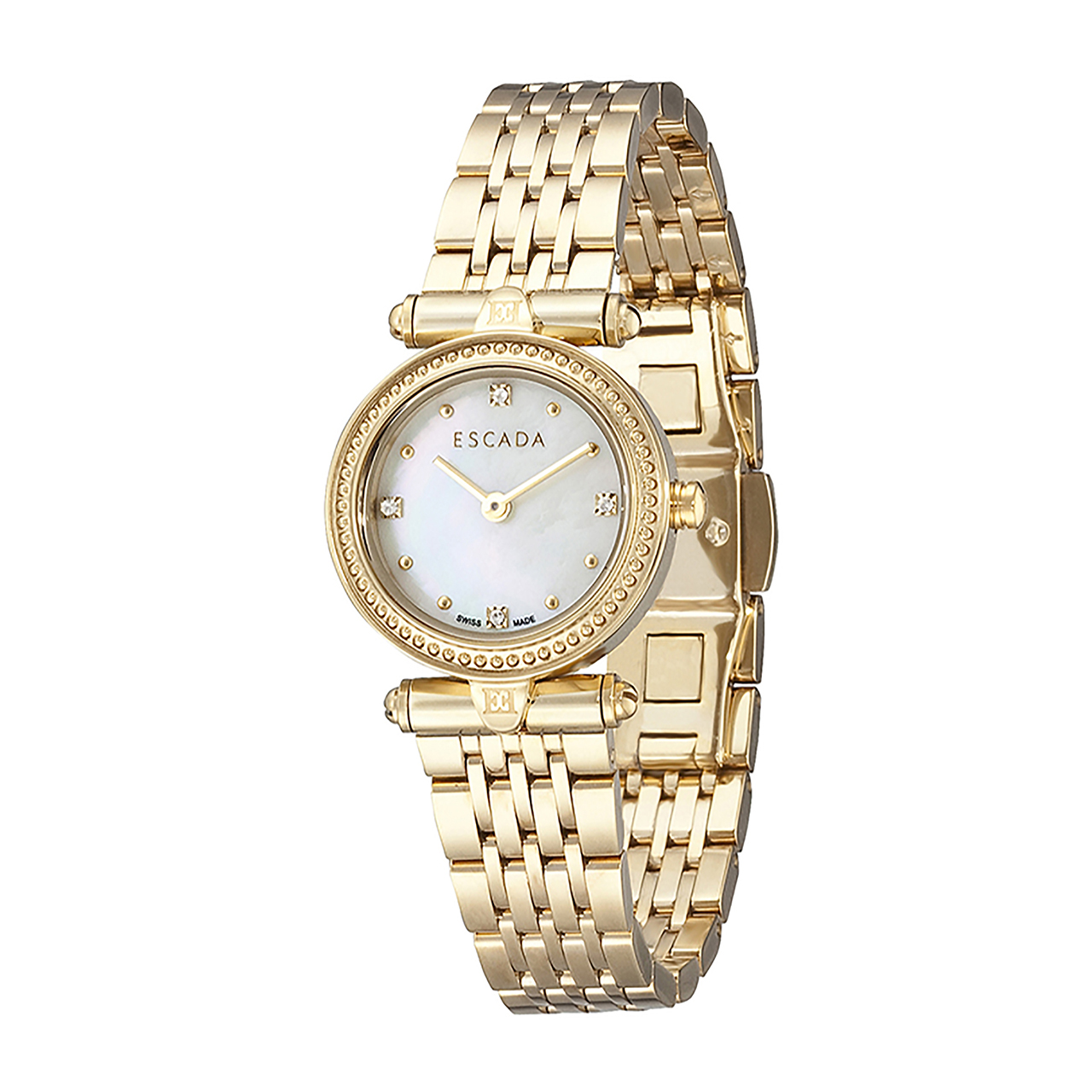 ساعت مچی عقربه ای زنانه اسکادا مدل EW3205042
