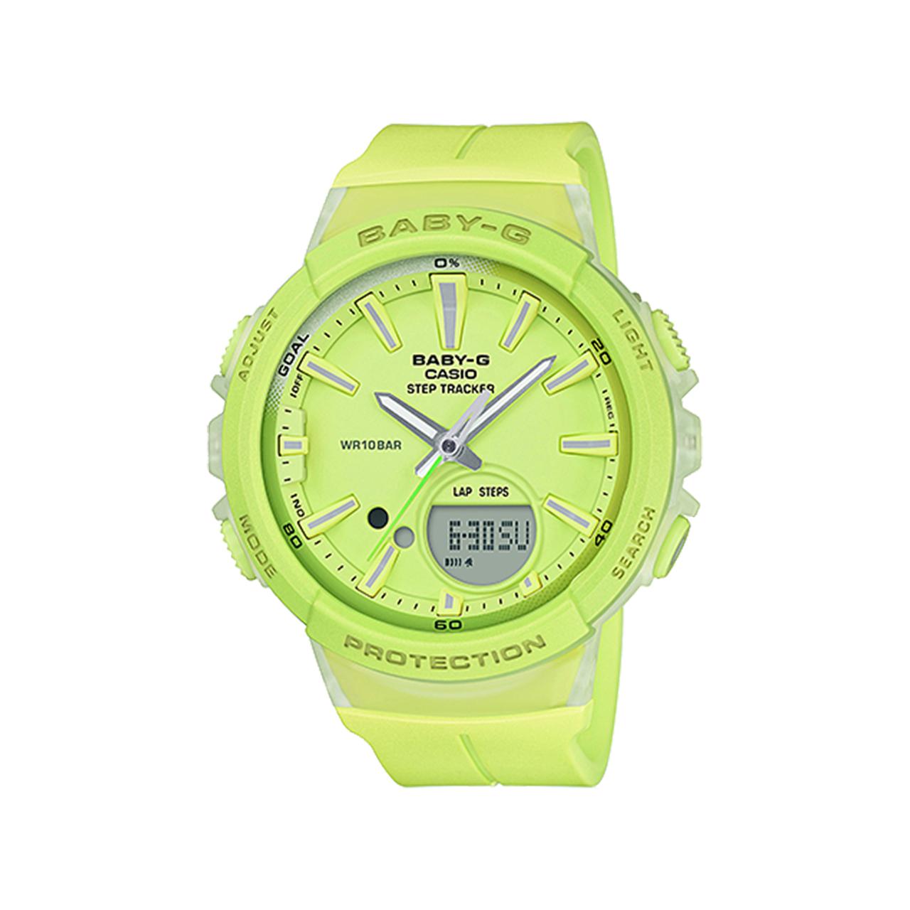 ساعت مچی عقربه ای زنانه کاسیو مدل BGS-100-9ADR