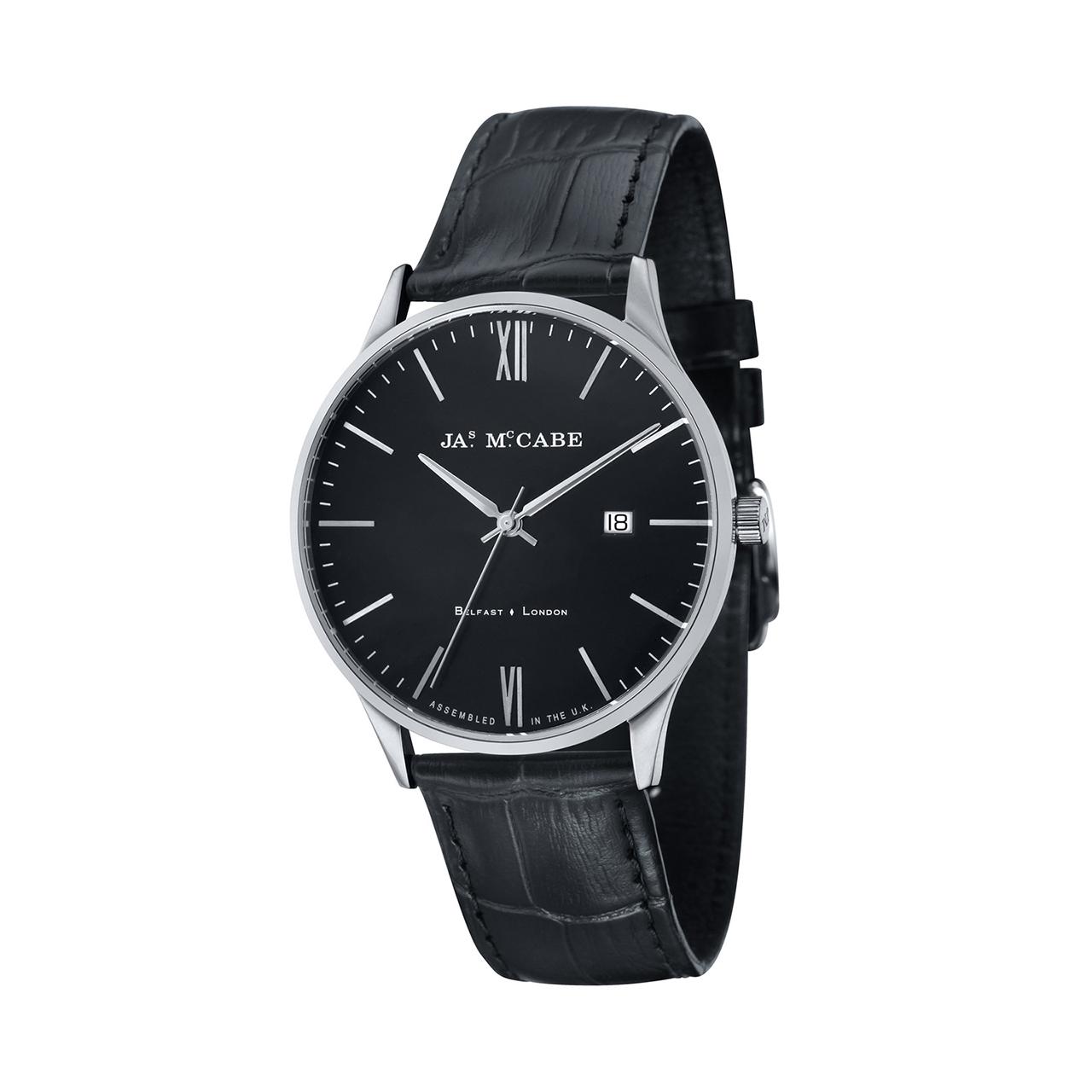 ساعت مچی عقربه ای مردانه جیمز مک کیب مدل JM-1016-01