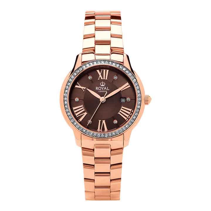 خرید ساعت مچی عقربه ای زنانه رویال لندن مدل RL-21379-03