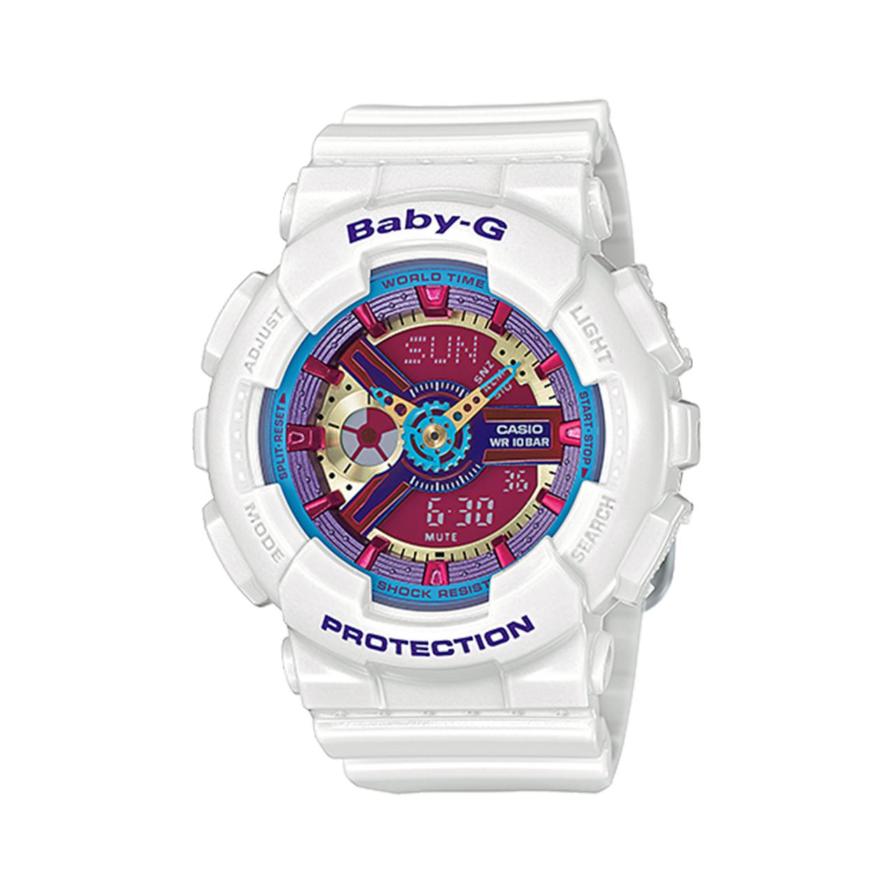 ساعت مچی عقربه ای زنانه کاسیو مدل BA-112-7ADR