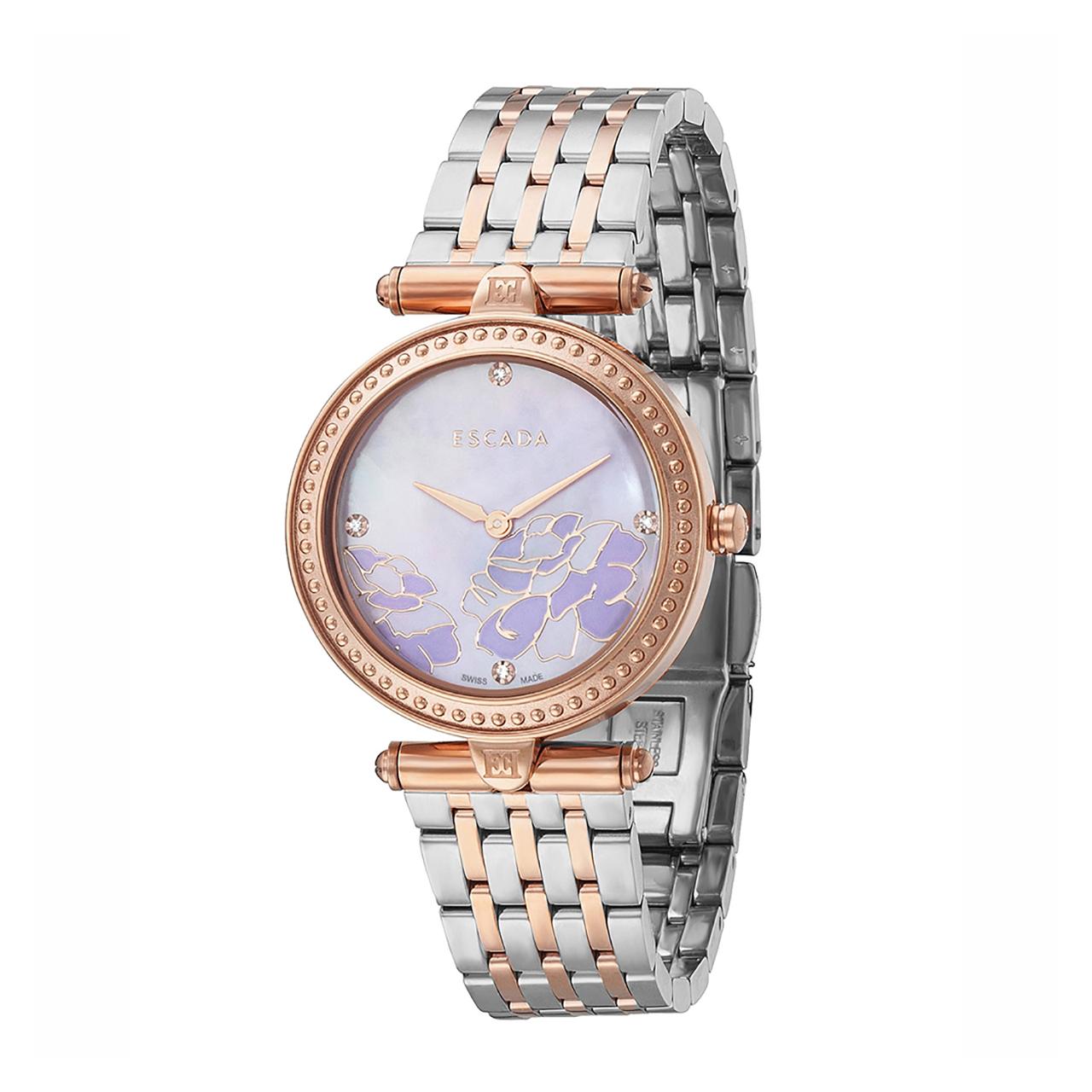 ساعت مچی عقربه ای زنانه اسکادا مدل EW3235065