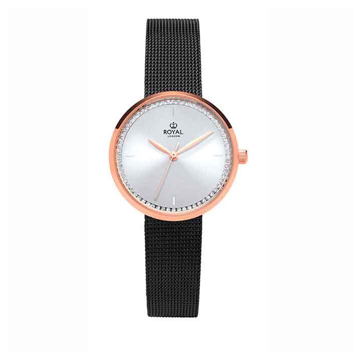 ساعت مچی عقربه ای زنانه رویال لندن مدل RL-21382-08