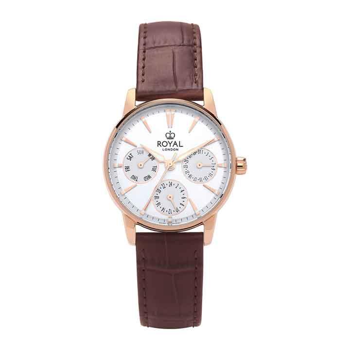 خرید ساعت مچی عقربه ای زنانه رویال لندن مدل RL-21402-04