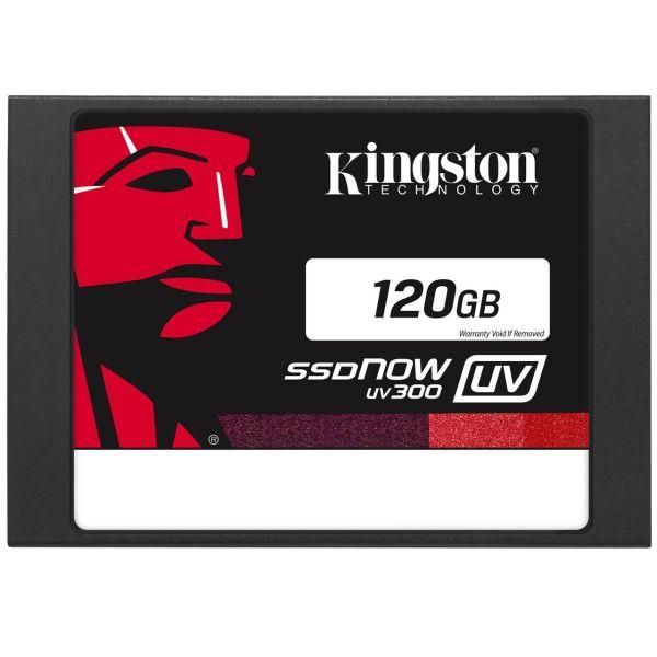 حافظه SSD کینگستون مدل UV300 ظرفیت 120 گیگابایت