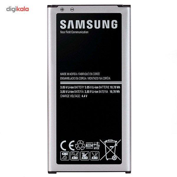 باتری مدل EB-BG900BBC با ظرفیت 2800 میلی آمپر ساعت مناسب برای گوشی موبایل سامسونگ Galaxy S5 main 1 1