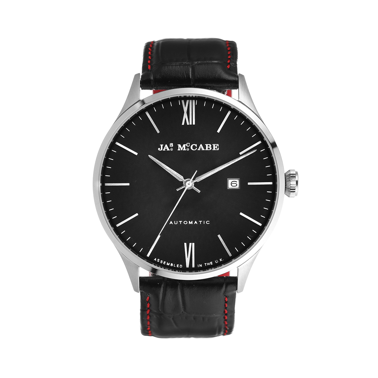 ساعت مچی عقربه ای مردانه جیمز مک کیب مدل JM-1025-01
