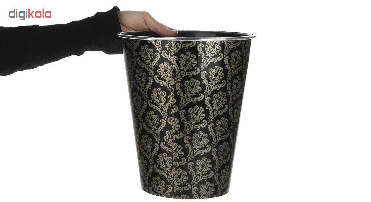 سطل زباله ونوس پلاستیک مدل A101 main 1 3