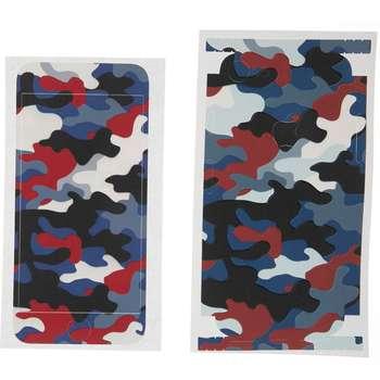 برچسب 360 درجه مدل 7G4.7 طرح Camouflage مناسب برای گوشی موبایل اپل iPhone 7