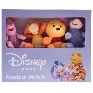 آویز چرخشی دیزنی بیبی مدل حیوانات موزیکال