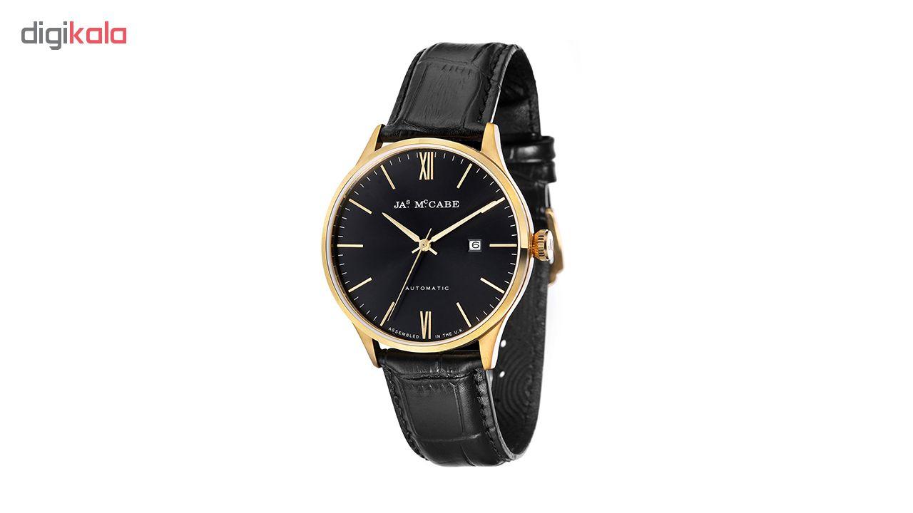 خرید ساعت مچی عقربه ای مردانه جیمز مک کیب مدل JM-1025-07