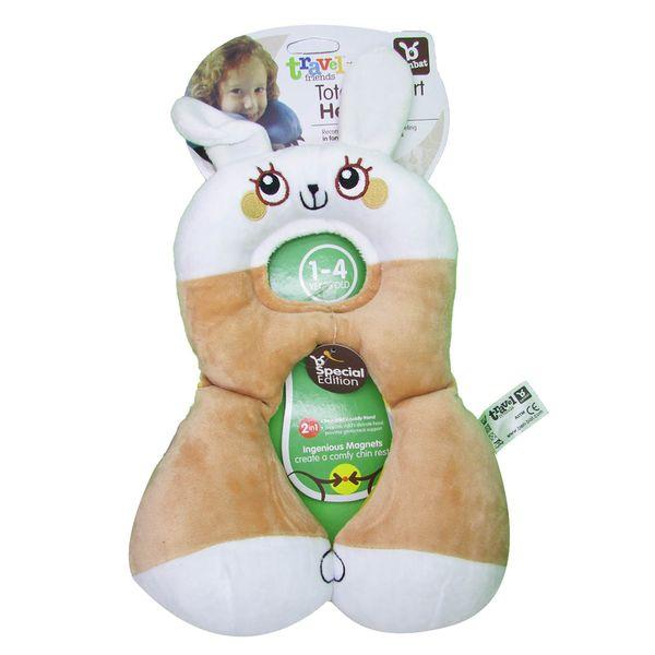 بالش طبی و دورگردنی کودک مدل rabbit