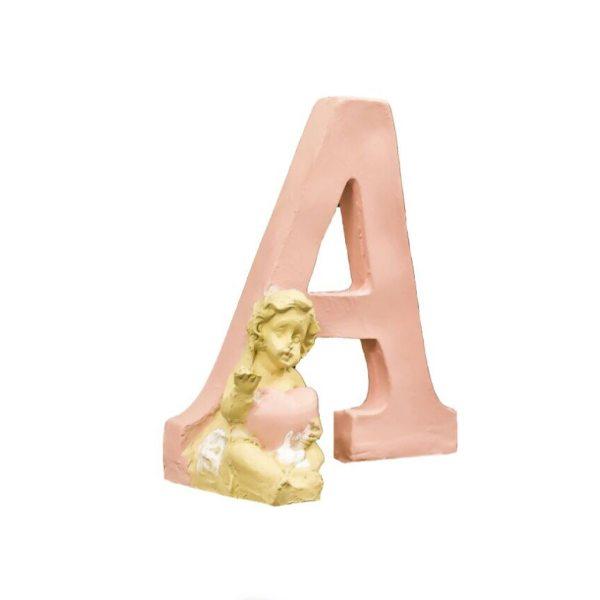 استند اسم اتاق کودک طرح  حرف A