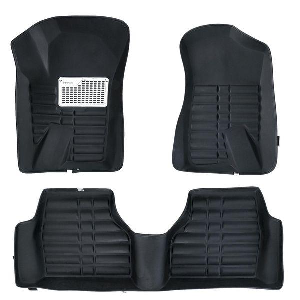 کفپوش سه بعدی خودرو پانیذ مدل 054 مناسب برای دنا