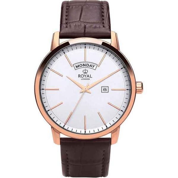 ساعت مچی عقربه ای مردانه رویال لندن مدل RL-41391-04