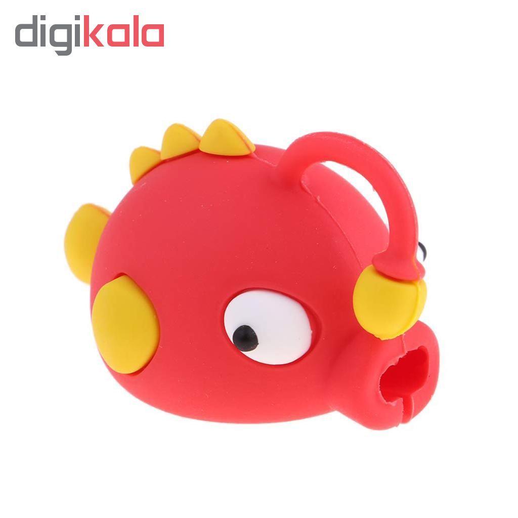 محافظ کابل عروسکی مدل DuDuFish main 1 1