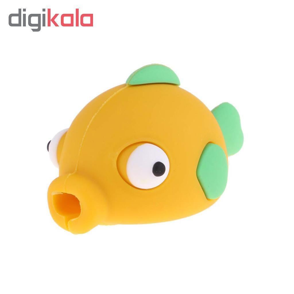 محافظ کابل عروسکی مدل DuDuFish main 1 5