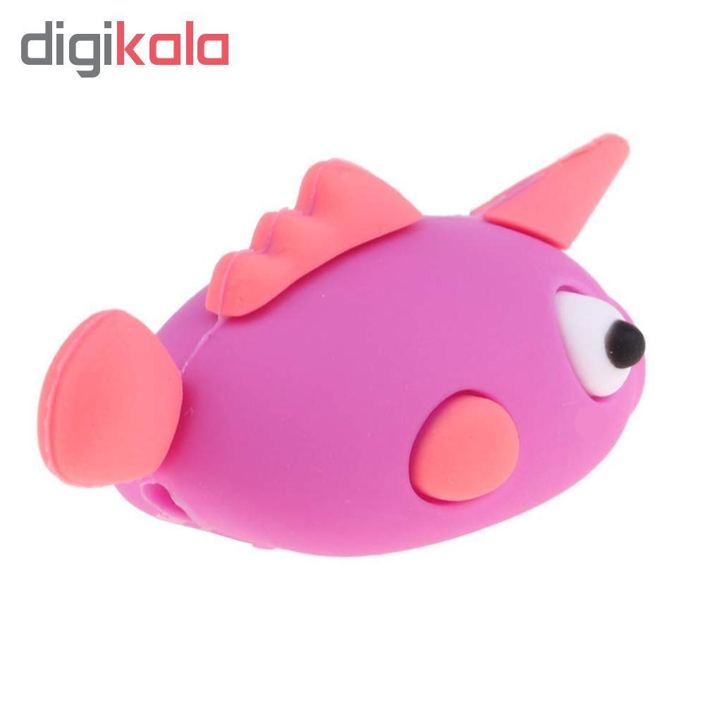 محافظ کابل عروسکی مدل DuDuFish main 1 7