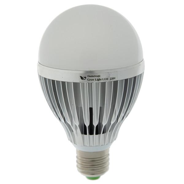 لامپ رشد گیاه 10 وات وان الکترونیک مدل F10 پایه E27