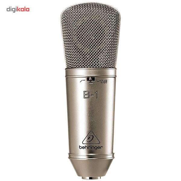 قیمت                      میکروفون کاندنسر استودیویی بهرینگر مدل B-1              ⭐️⭐️⭐️