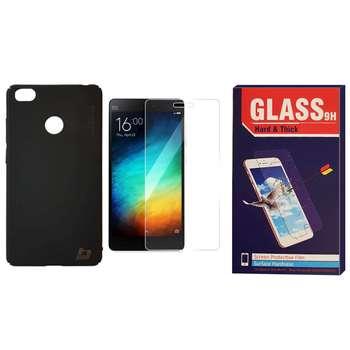 کاور هوانمین مدل h1 مناسب برای گوشی موبایل هواوی mi 4i به همراه محافظ صفحه نمایش Hard and thick