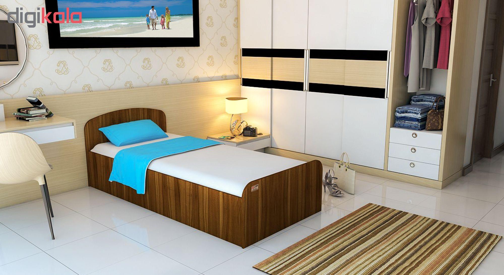 تخت خواب یک نفره انتخاب اول مدل TA-451 main 1 1