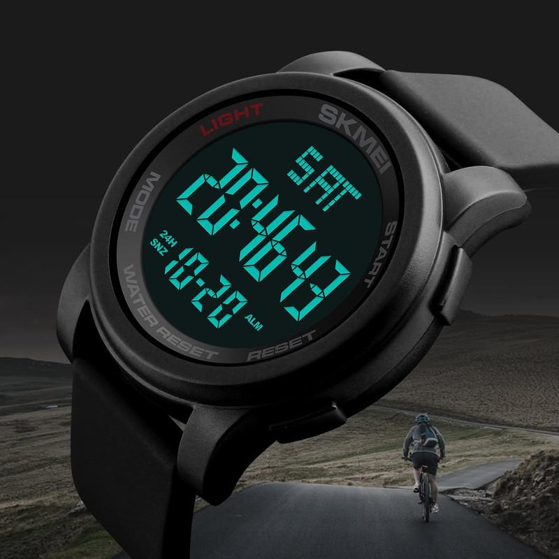 ساعت مچی دیجیتالی اسکمی مدل 1257 کد 05