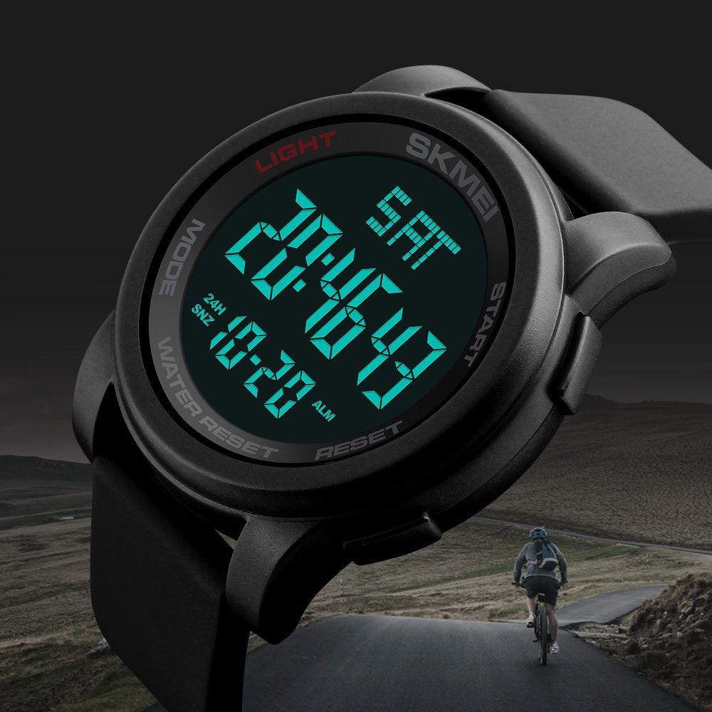 ساعت مچی دیجیتالی اسکمی مدل 1257 کد 05 -  - 4