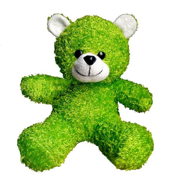عروسک طرح خرس نشسته کد M21 ارتفاع 30 سانتیمتر