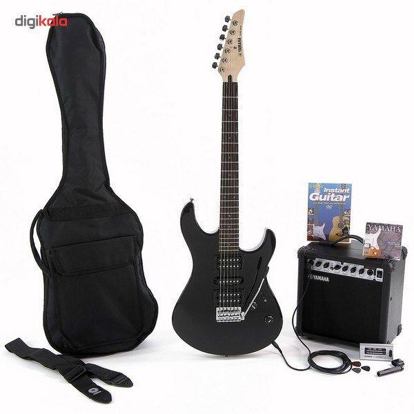 پکیج گیتار الکتریک یاماها مدل ERG121GP main 1 2