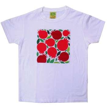تی شرت هورشید طرح انارستان |