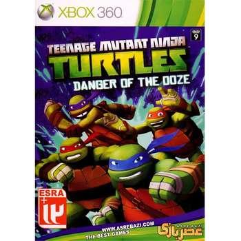 بازی Teenage Mutant Ninja Turtles مخصوص ایکس باکس 360