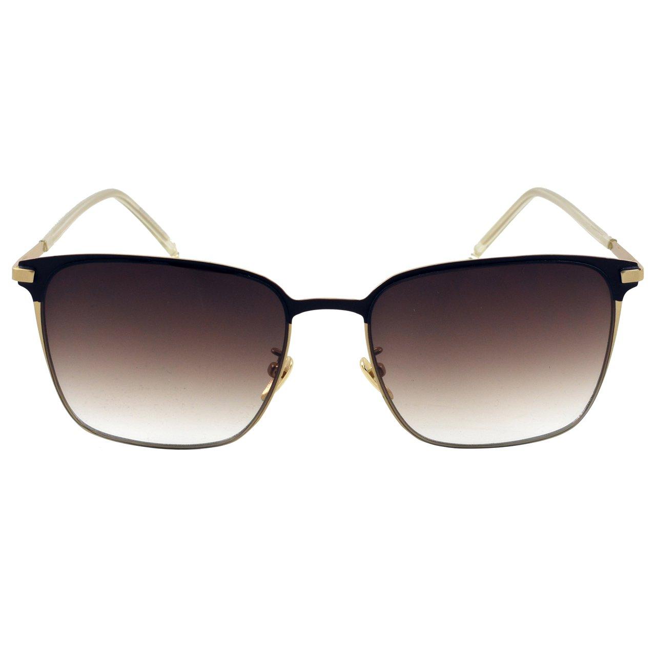 عینک آفتابی ویلی بولو مدل Deep Brown Uniti Collection