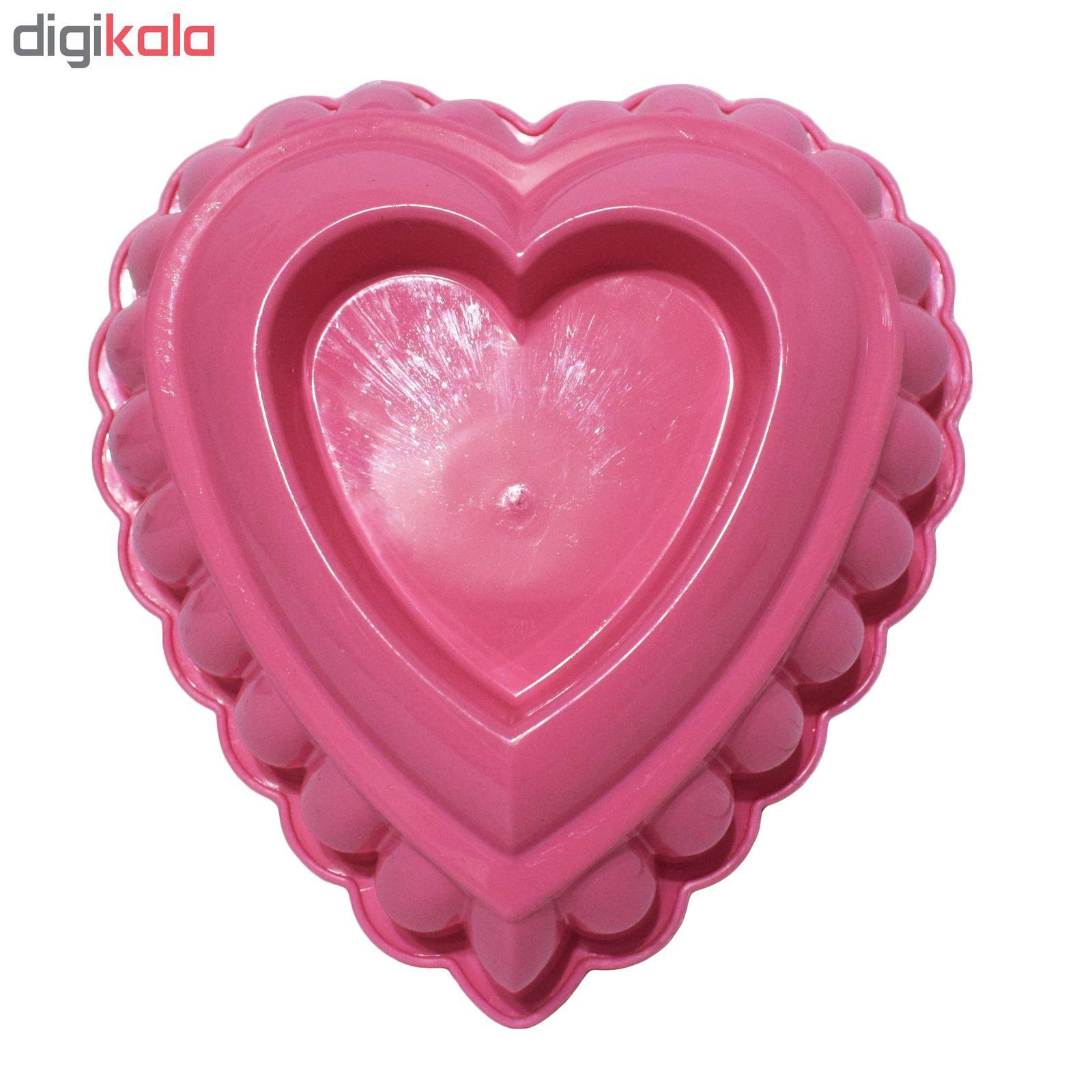 قالب ژله طرح قلب کد 001 main 1 2